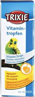Gouttes vitaminées