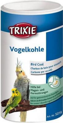 Charbon de bois pour oiseaux