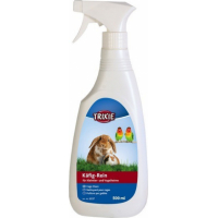 Small pet clean up and odour control