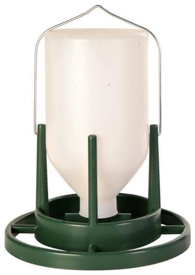 Distributeur d 39 eau pour voli re accessoires pour oiseaux - Distributeur de graines pour oiseaux ...