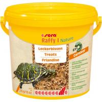 Sera Raffy I Nature friandises pour tortues aquatiques et autres petits reptiles