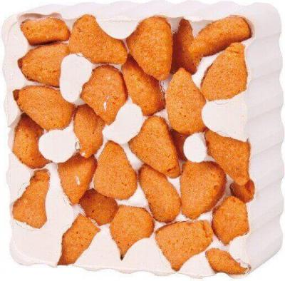 Pierre à ronger aux nuggets de carottes