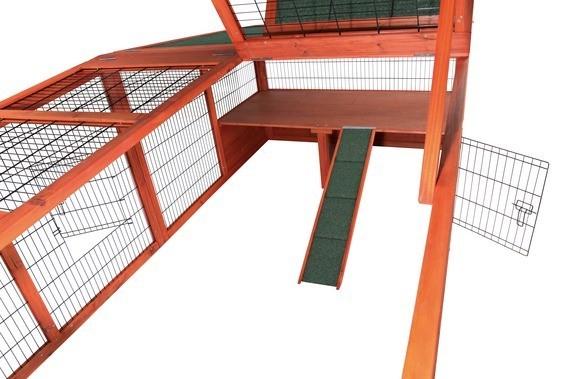 Enclos XL avec toit_3