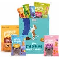 Edgard & Cooper Pack Friandises Naturelles Sans Céréales pour chien