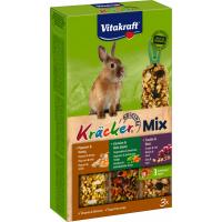 Vitakraft Kräcker Trio-Mix pour Lapin nain