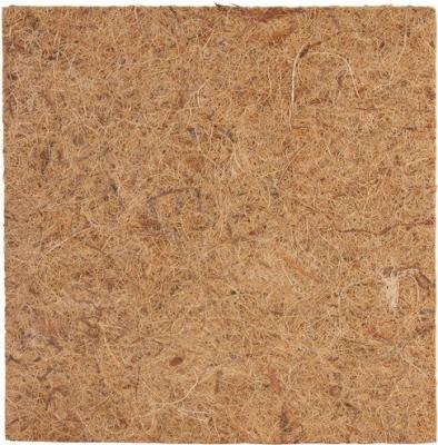 Tapis de fibres de noix de coco
