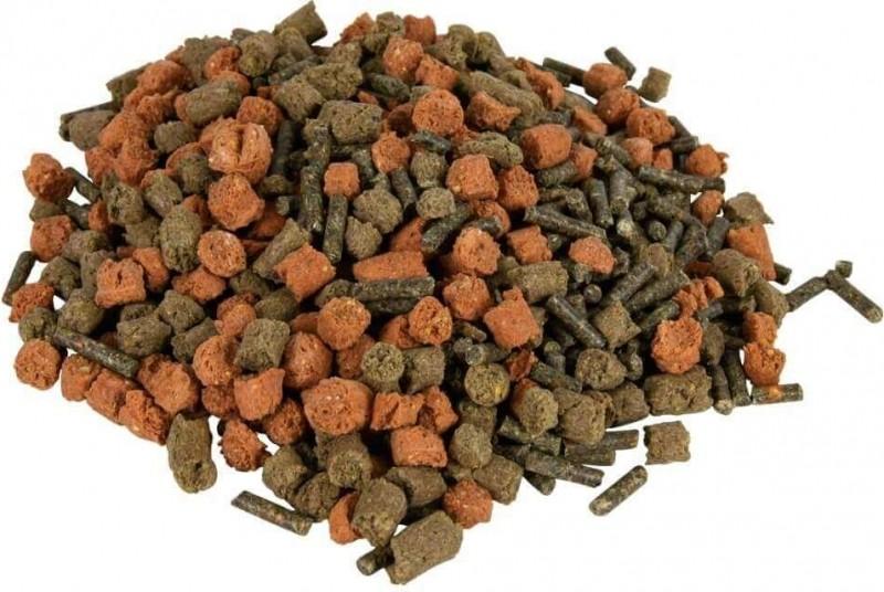 Aliment complet en pellets pour tortues terrestres