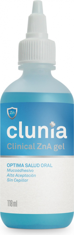 CLUNIA Zn-A Clinical Gel für Hunde, Katzen, Pferde und andere Tiere