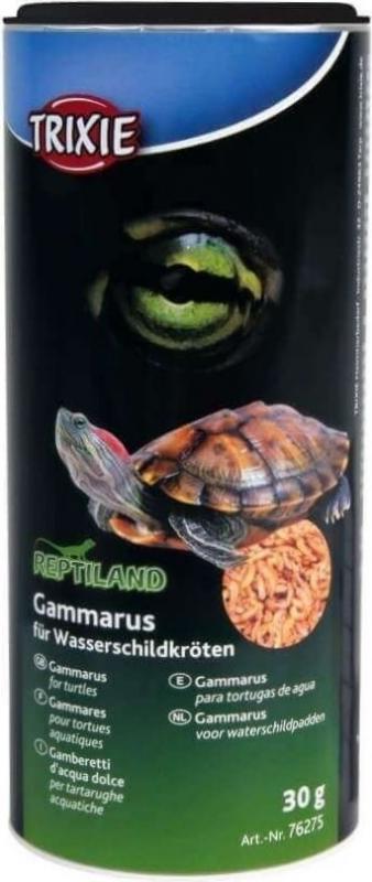 Trixie Reptiland Gammarus Nourriture pour tortues d'eau à base de gammares