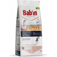 BAB'IN Selective Junior Grain Free mit Huhn für Welpen