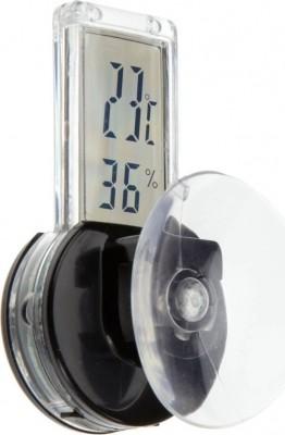 Thermomètre / hygromètre digital avec ventouse