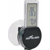 Termómetro / higrómetro digital com ventosa