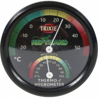 Thermomètre Hygromètre analogique Trixie Reptiland