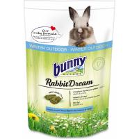 BUNNY RabbitDream Winter Outdoor Rêve de lapin Aliment complet Lapins nains élevés en extérieur en hiver