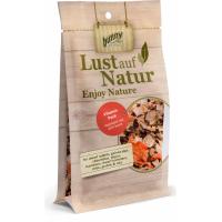 BUNNY Lust auf Natur Alimentos complementares com beterraba vermelha para Roedores
