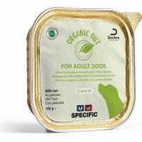 SPECIFIC Pack de 5 pâtées C-BIO-W Organic pour chien adulte - plusieurs saveurs disponibles