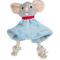 Hundekönig Maus-Tuch Leopold, Plüsch