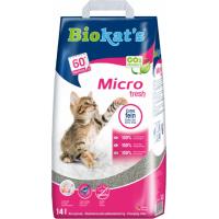 Biokat's Micro Fresh Litière pour chat