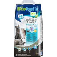 Biokat's Diamond Care MultiCat Fresh Litière pour chat