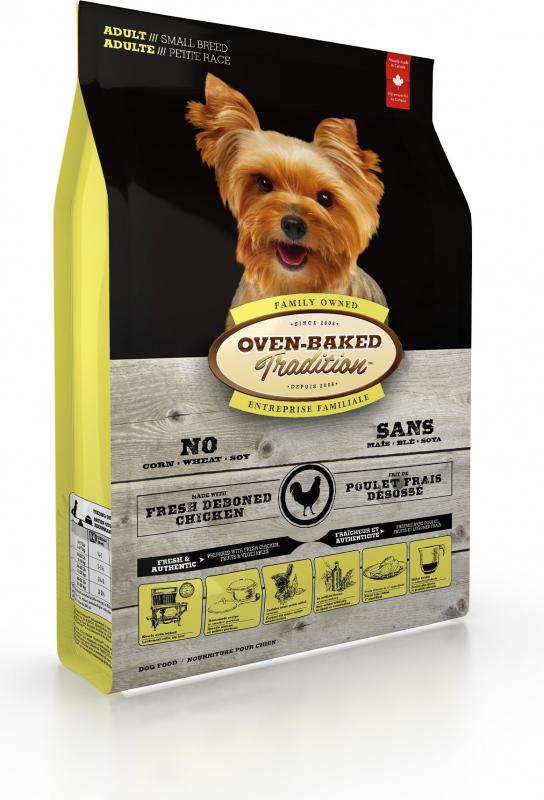 OVEN-BAKED TRADITION au poulet pour chien de petite taille