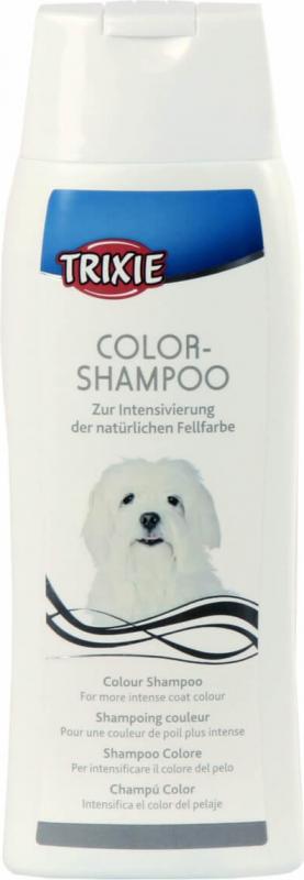 Shampoing pour pelage blanc
