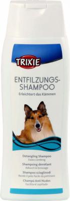 Shampoing démêlant pour chiens