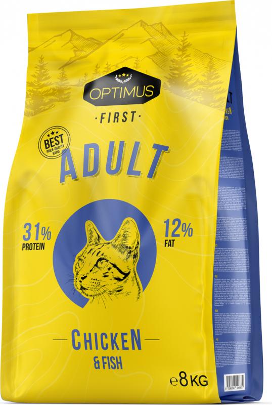 OPTIMUS First Cat
