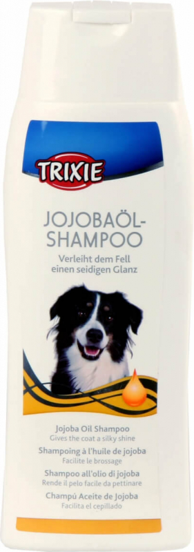 Shampoing à l'huile de jojoba
