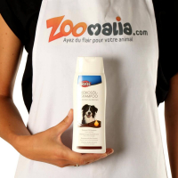 Shampoing à l'huile de coco