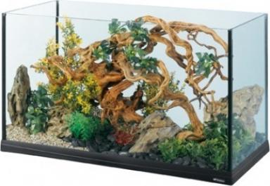 Recipiente de acuario TANK 110 cm 230 L