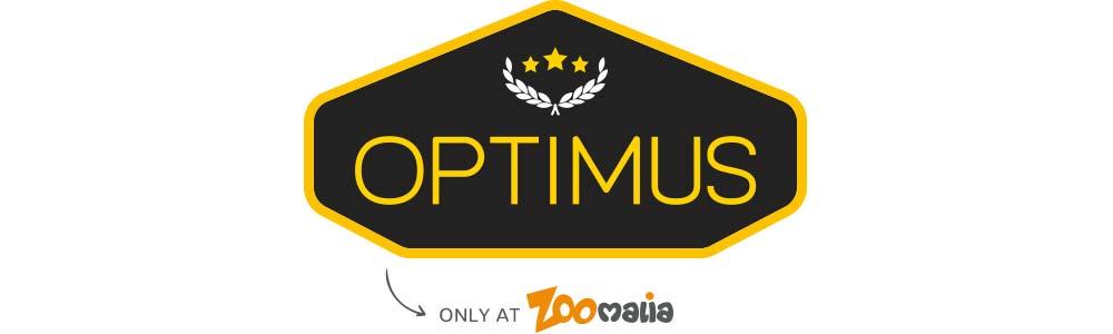 Logo Optimus by zoomalia