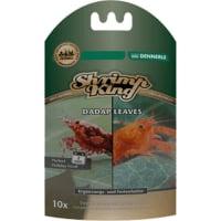 Dennerle Shrimp King Dadap Leaves, complément alimentaire crevettes et écrevisses