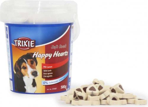 Friandises pour chien Soft Snack Happy Hearts