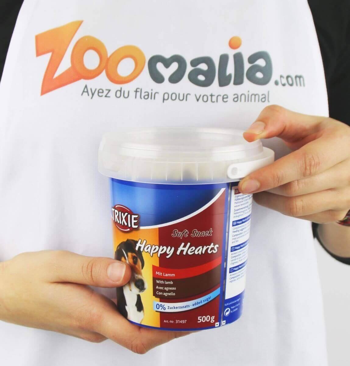Friandises pour chien Soft Snack Happy Hearts_3