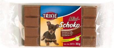 Chocolat mini-Schoko pour petit chien