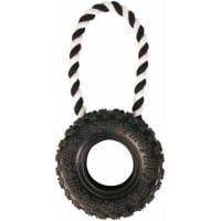 Tire on a Rope, Natural Rubber