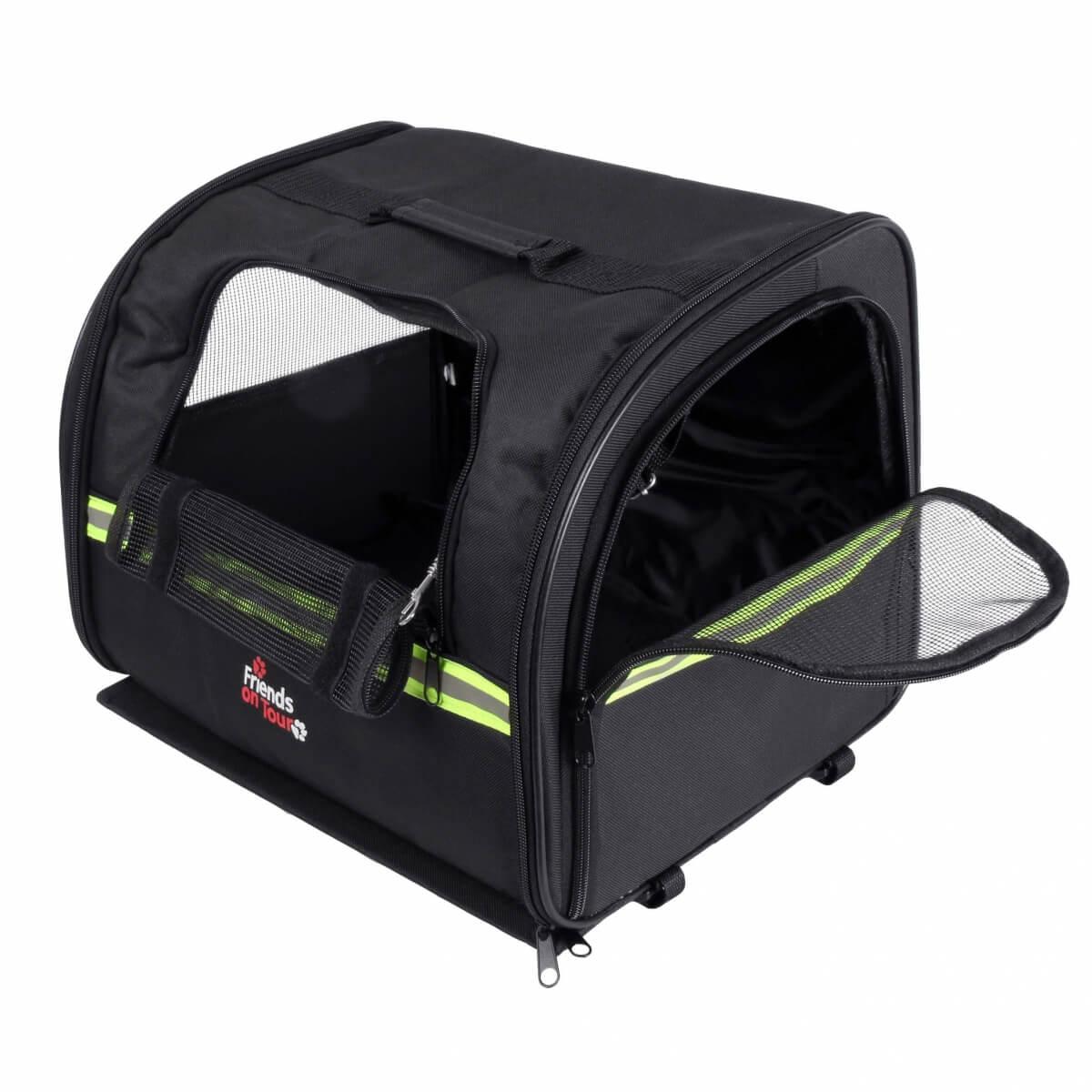 panier v lo chien biker bag accessoires pour le v lo. Black Bedroom Furniture Sets. Home Design Ideas