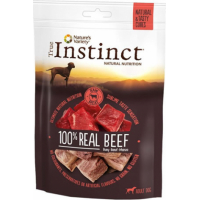 True Instinct Tasty Cubes Boeuf friandises pour chien