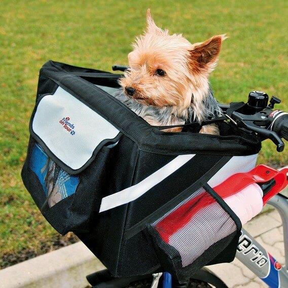 Panier vélo chien Front-Box Basic