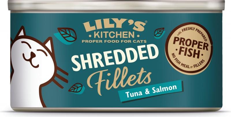 LILY'S KITCHEN Shredded Filets