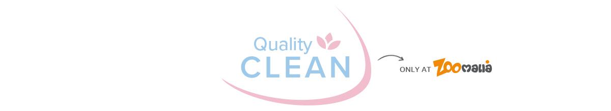 quality clean chez Zoomalia
