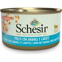 SCHESIR Salade Poké en sauce pour chat - Différentes saveurs