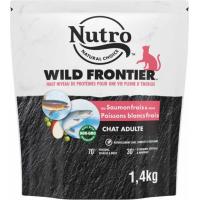 NUTRO Wild Frontier au poisson pour chat adulte
