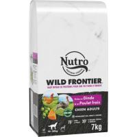NUTRO Wild Frontier à la dinde & poulet pour chien adulte de moyenne et grande taille