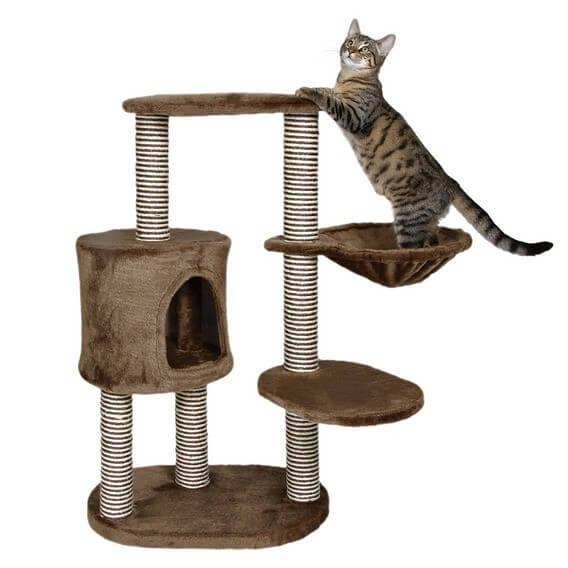 Arbre à chats Moriles - 99cm _0