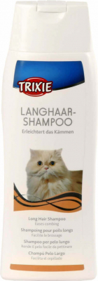 Shampoing pour chat à longs poils