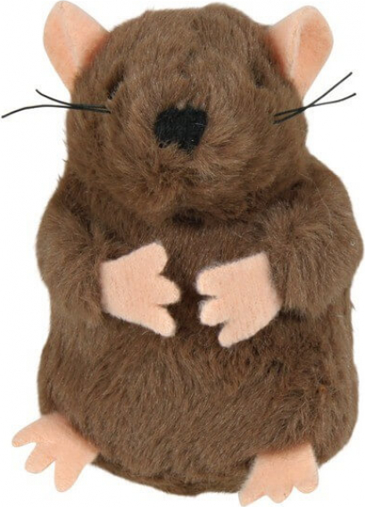 Peluche taupe