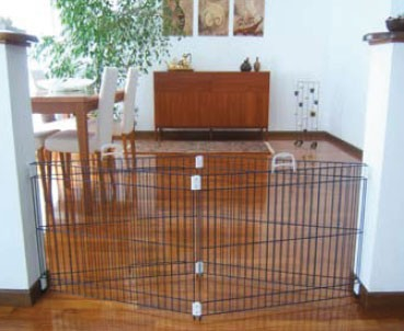 parc pour animaux dog training parc et cage en m tal. Black Bedroom Furniture Sets. Home Design Ideas