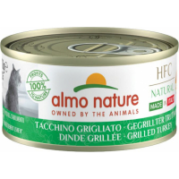 ALMO NATURE HFC Natural Made In Italy Grain Free 70g - 6 saveurs