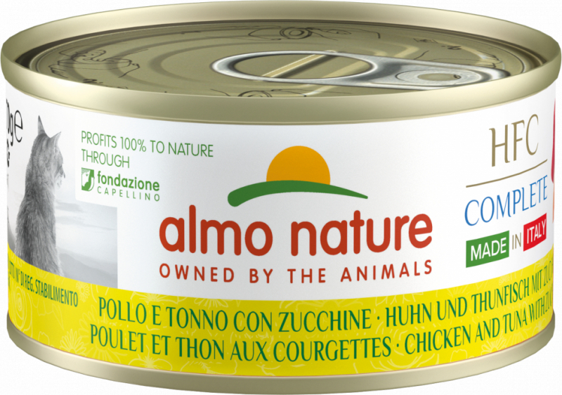 ALMO NATURE HFC Complete Made In Italy Grain Free - 2 smaken